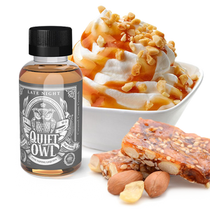 Quiet Owl (Late Night) E-liquid (60mL)