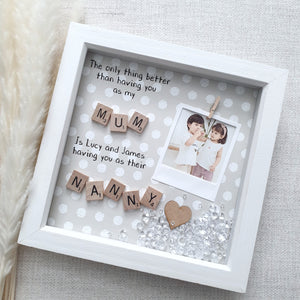 Frame For Mum