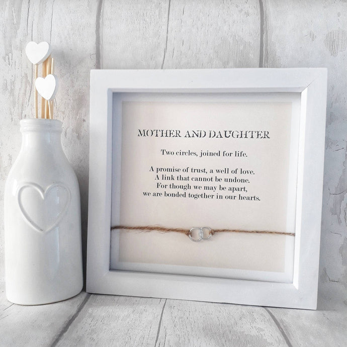 Mother and Daughter Gift | Bereavement Gift Mum