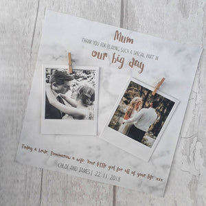 Mother of the Groom Frame | Mother of the Groom Gift