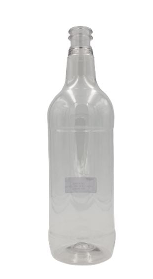 LUCIA 1000 ML D29  VERPLAST JUPE COURTE PET CRISTAL