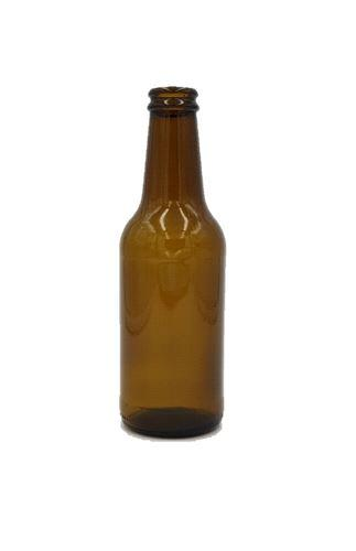 BIERE 25 CL BRUNE COURONNE 26