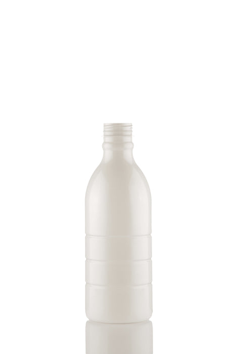 OMNIA 1000 ML STRIEE B38 3F PET BLANC