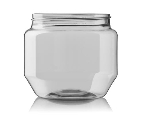 POT 250 ML 70 SP400 CLEAR ROND