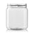 POT 500 ML 82 RTS CLEAR CYLINDRIQUE