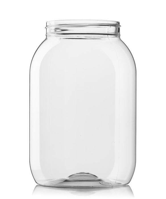 FLACON 2500 ML 100SP400 CLEAR ROND