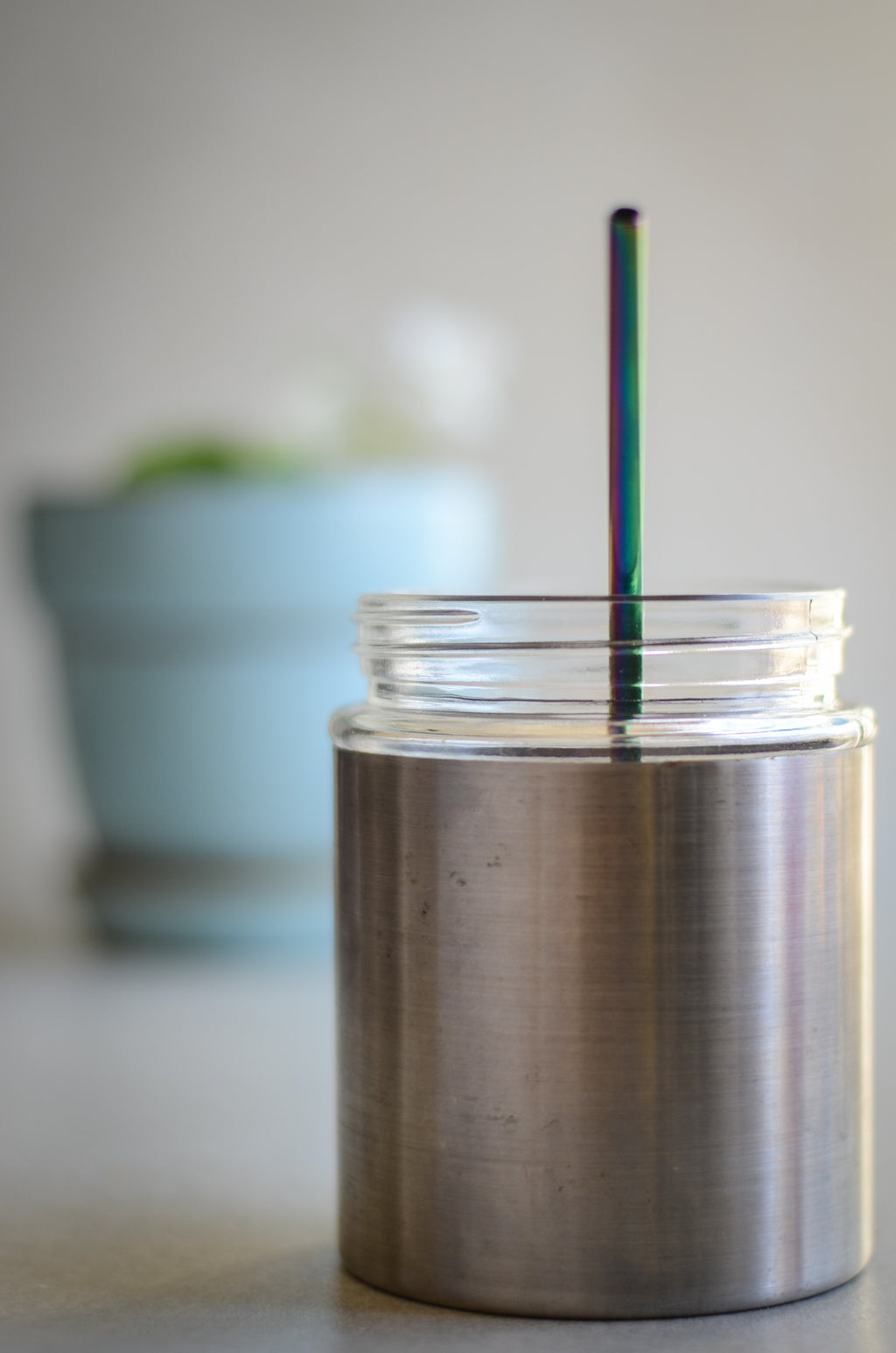 Rainbow Drinking Straws