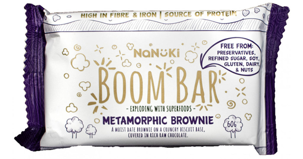Metamorphic Brownie