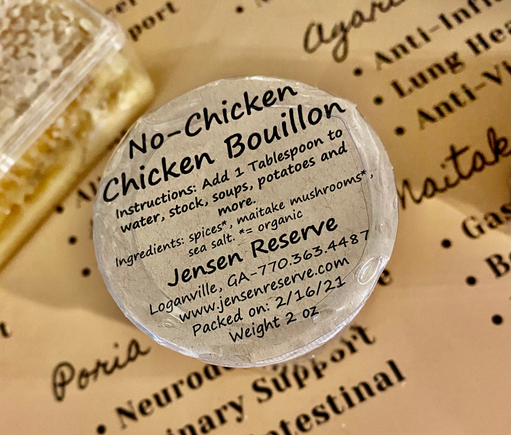No-Chicken & No-Beef Flavored Bouillons on Sale through March 15, 2021