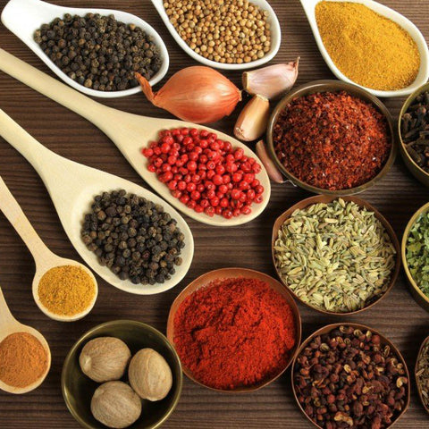Organic Spices, Blends & Herbs