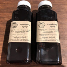Load image into Gallery viewer, Elderberry Syrup