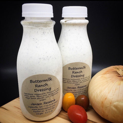 Buttermilk Ranch Dressing - Ready to Go!