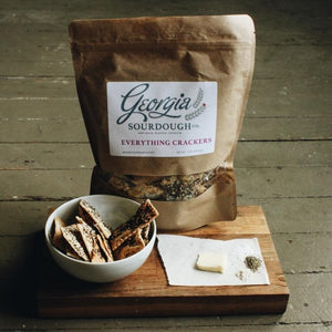 Crackers- Georgia Sourdough Organic