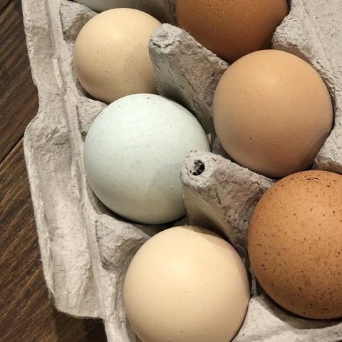 Eggs - Pasture Raised - Farm Fresh
