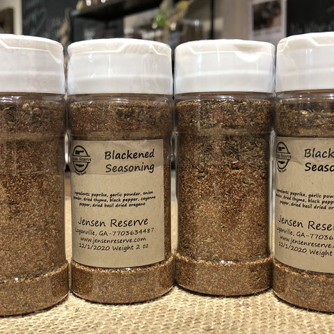 Blackened Seasoning - classic 2 oz shaker jar