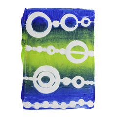Bead Stencil - Designed to print with 5x7 Gelli Arts® printing plate