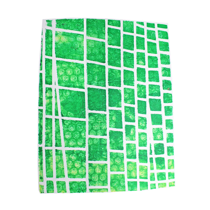 Ladder Stencil - Designed to print with 8x10 Gelli Arts® printing plate