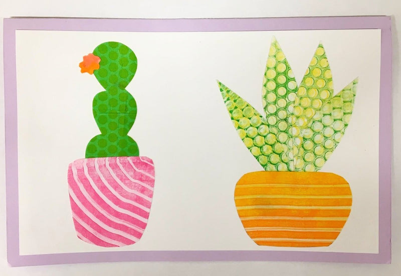 Holiday Special!! Cacti Garden Printing Kit