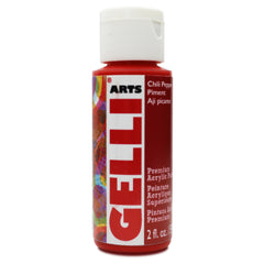 40% OFF Premium Acrylic Paint   Chili Pepper (while supplies last)