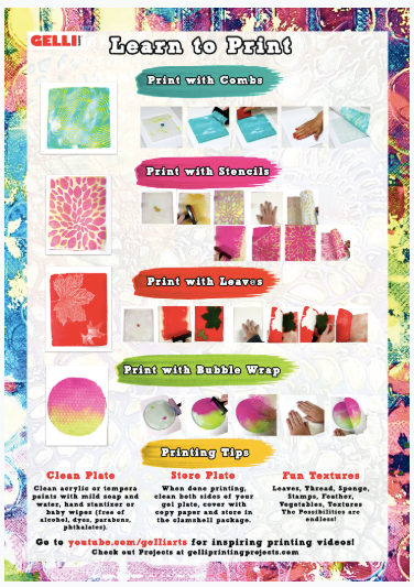 Holiday Special!  Printmaking Starter Kit