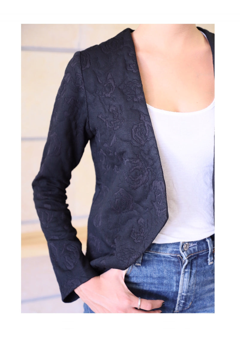 JACKSON Jacket in Jacquard