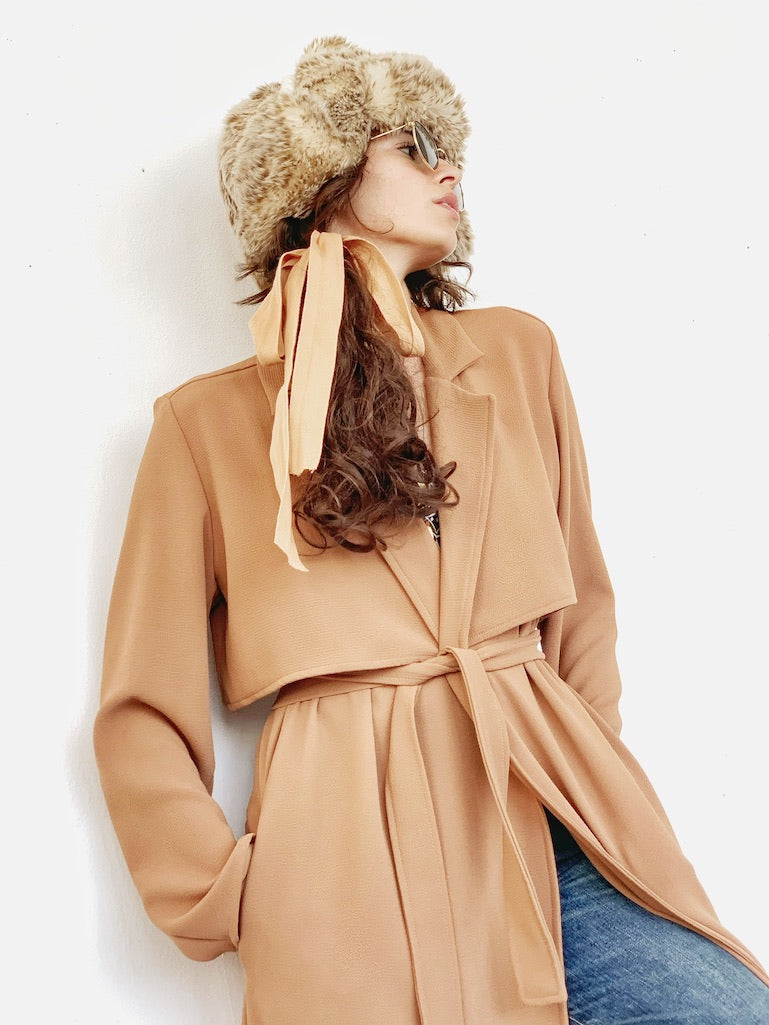 Riley Trench in Camel