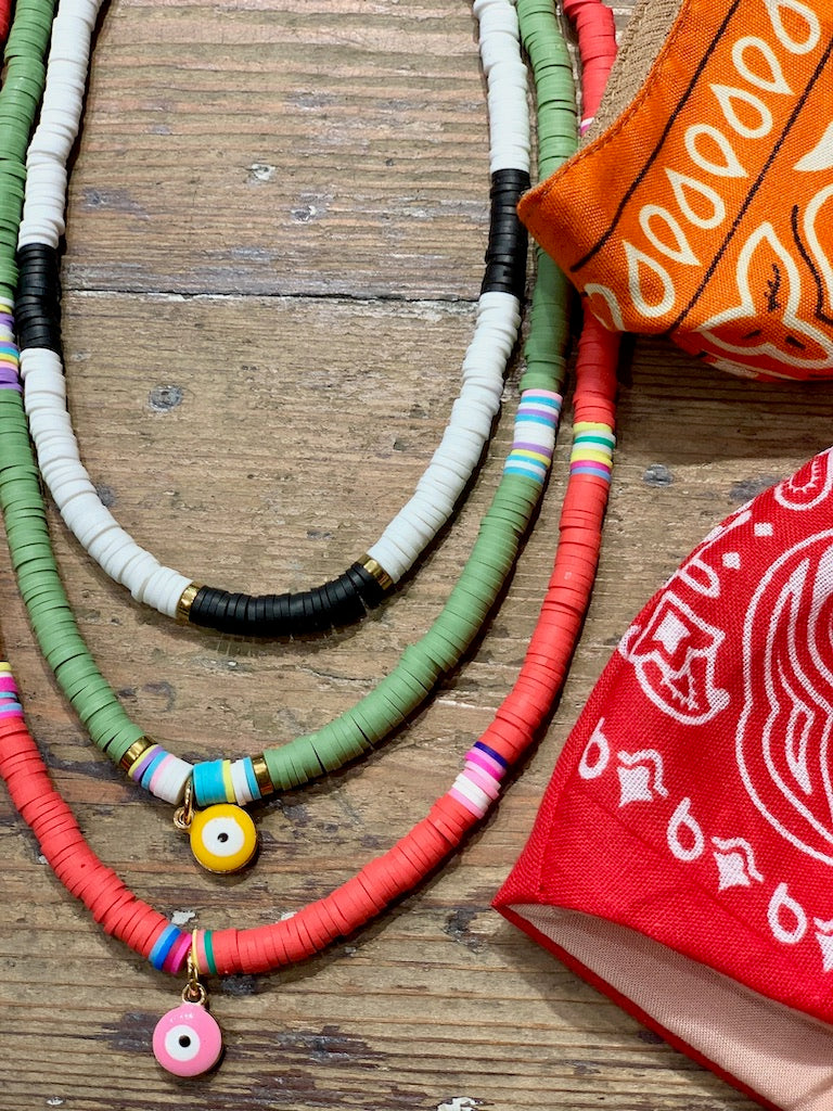 X3 Eye Tribe Necklace Combo
