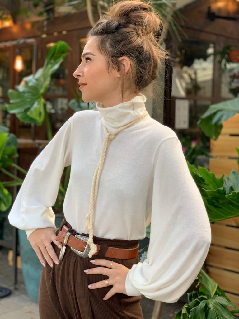 Katharina Top in Off White