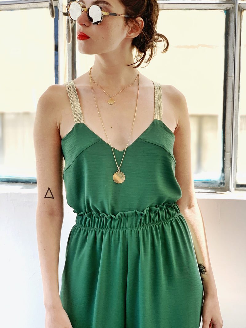 Coco Top in Green