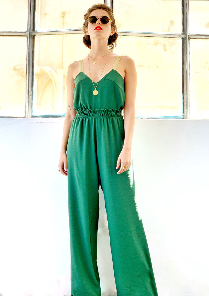 Coco set in Green