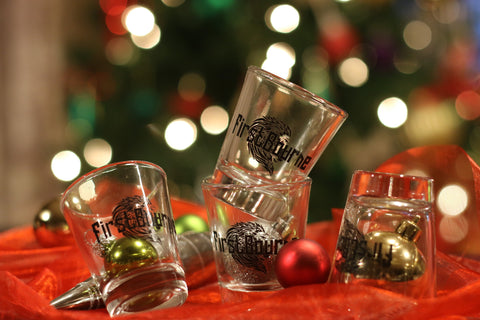FirstBourne Shot Glasses