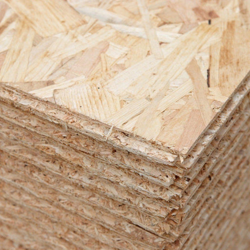 OSB 3 Tongue and Groove Board - MSS Timber