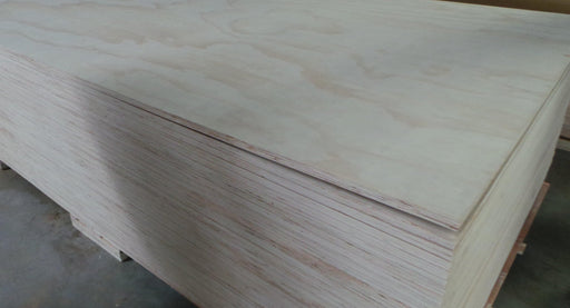 Structural Elliotis Pine Plywood Sheet - MSS Timber
