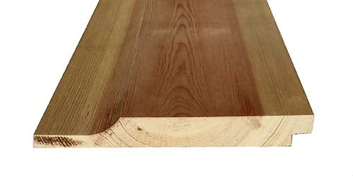Pine Softwood Ship Lap Cladding Board