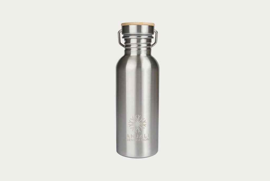 The Anjali Water Bottle-Yoga Accessories-Anjali Generation