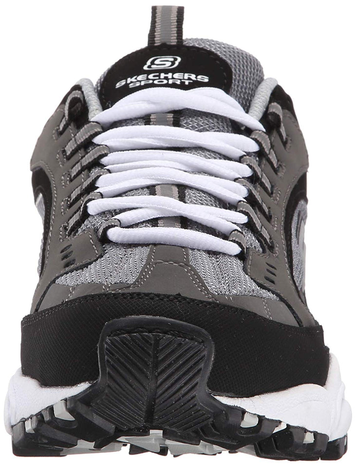 Skechers Sport Men's Stamina Nuovo Cutback Lace-Up Sneaker