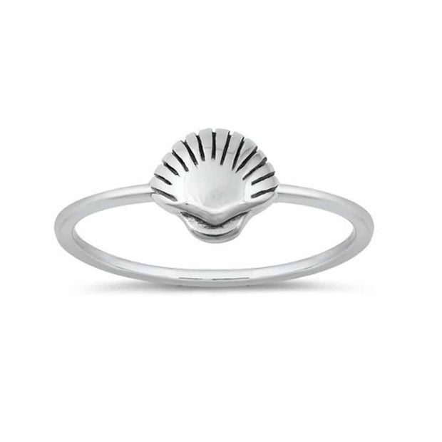 Seashell Ring