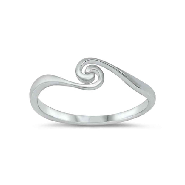 Little Swirl Ring