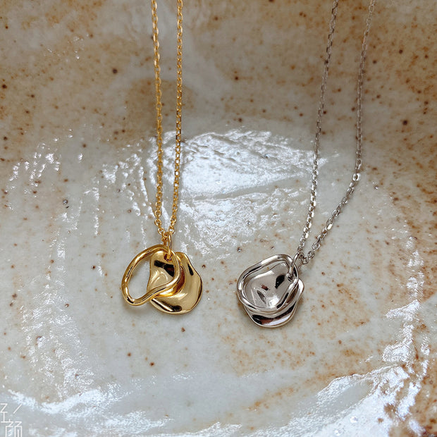 Gold Cora Necklace