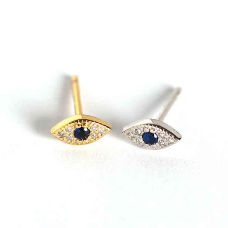 Eye Small Stud Earrings