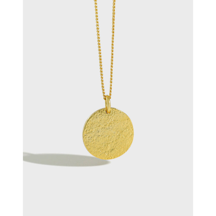 Crav Gold Coin Necklace