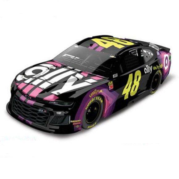 Jimmie Johnson Ally Financial 1/24 Scale Diecast Car