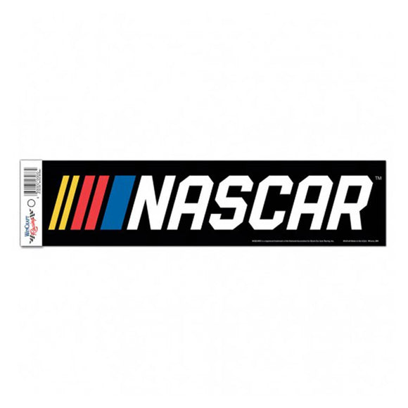 Nascar Bumper Sticker