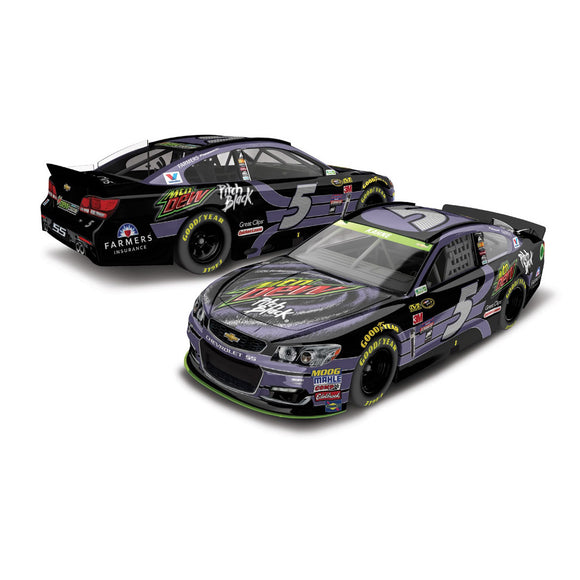 Kasey Kahne Mt Dew Pitch Black 1/64 Scale Diecast Car