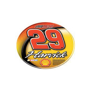 Kevin Harvick Domed Round Decal