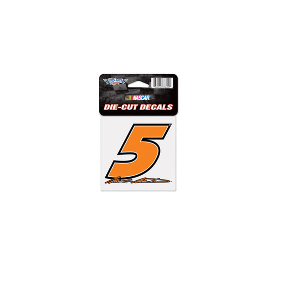 Mark Martin Die Cut Decal