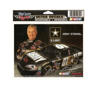 Mark Martin Ultra Decal Army