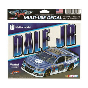 Dale Earnhardt Jr Ultra Decal Nationwide Insurance