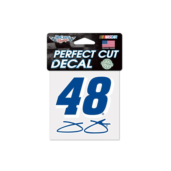 Jimmie Johnson Lowes Perfect Decal