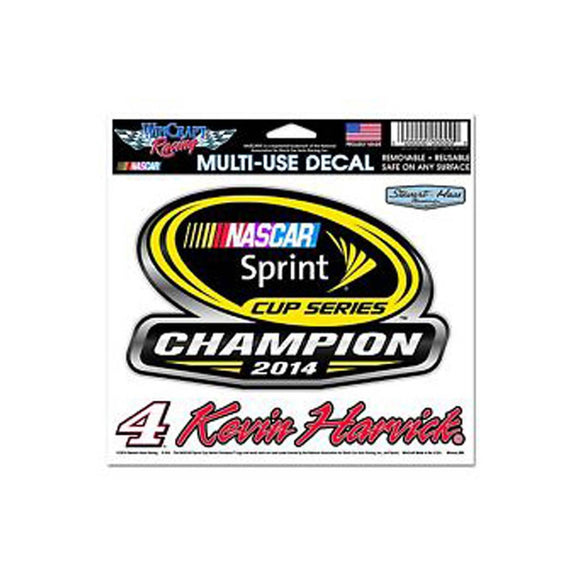 Kevin Harvick Championship Ultra Decal